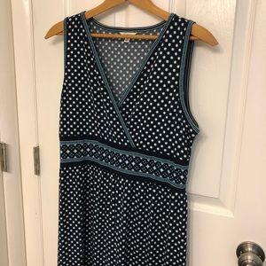 🆕 Max Studio V-neck Dress Size L